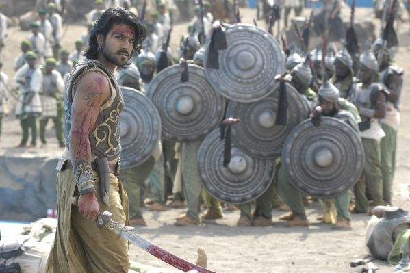 Magadheera wins National Awards