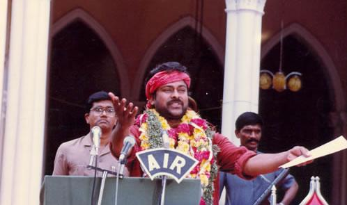 Chiranjeevi promises 150th movie in 2012