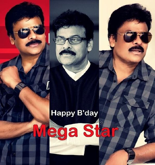 Chiranjeevi 56th Birthday