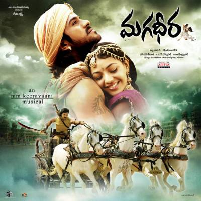 Magadheera background score