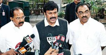 People and Time will decide my position : says Chiranjeevi