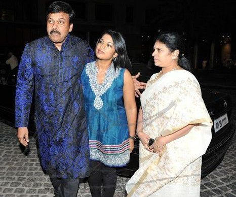 Chiranjeevi bags Lifetime achievement award
