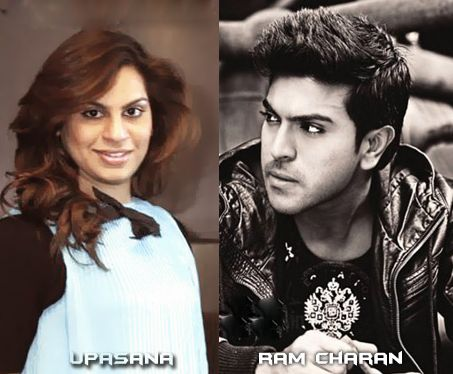 Ramcharan weds Upasana Kamineni in 2012