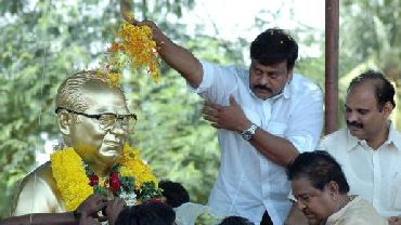 Chiranjeevi to unveil SV Rangarao statue at Rajahmundry