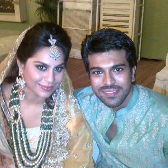 Ram Charan, Upasana visit tirupati after wedding reception