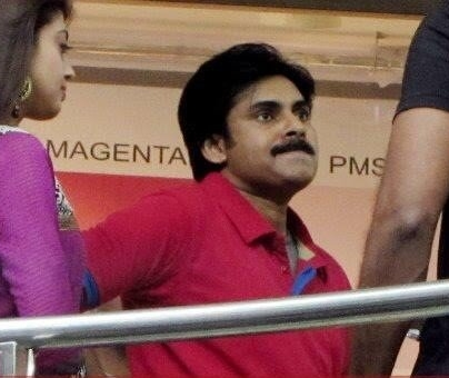Pawan Kalyan and Trivikram Movie Working Stills10
